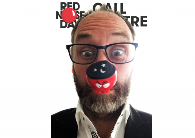 Red Nose Day - Midland Comms Dave Webster photo
