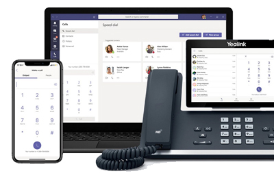 Microsoft Business Voice Phone Kit