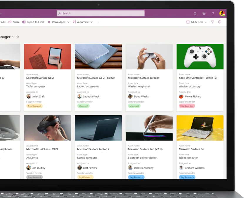 Customise Microsoft Lists for Teams - image