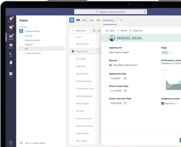 Integrate Microsoft Lists and Power Apps